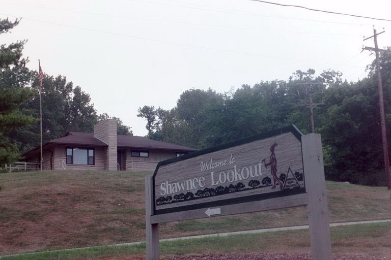 Shawnee Lookout Park Entrance